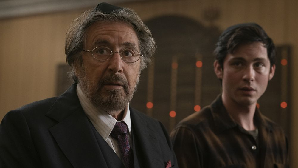 Nazi-killing show Hunters, starring Al Pacino, is Wolfenstein meets The Avengers