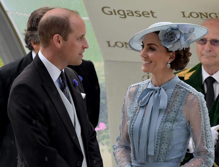 Duke and Duchess Cambridge royal tour