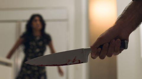 The dangers that await in 'Evil Eye.'