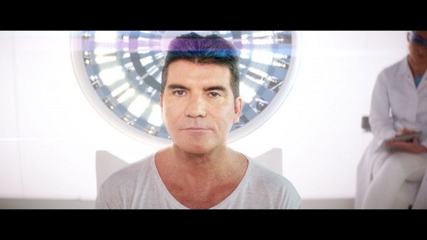 Simon Cowell in the new X Factor trailer
