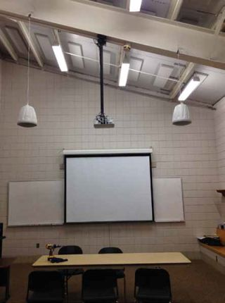 DIY Solutions for Projector Mounting