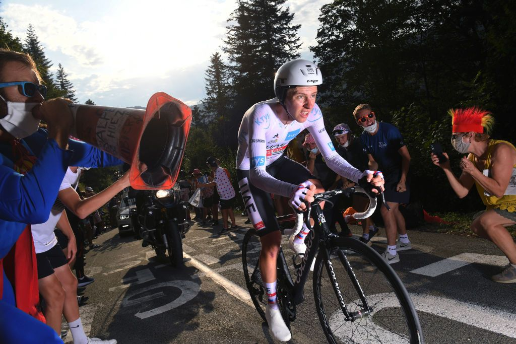 Tadej Pogacar: Tour de France time trial performance a key, 'unexpected' moment