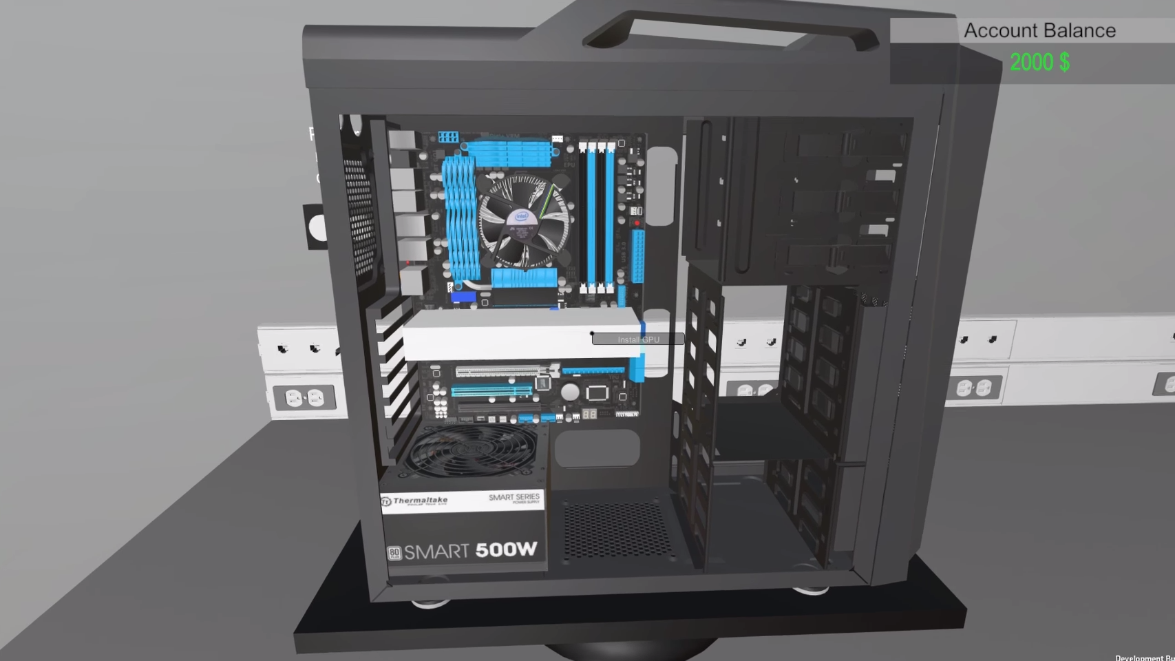 pc build danmark
