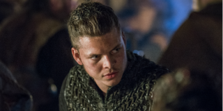 Vikings Alex Høgh Andersen Ivar the Boneless History