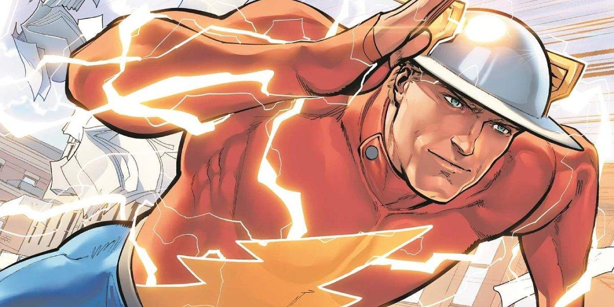 Jay Garrick is The Flash