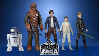 Star Wars Figures Rebel Alliance Deal
