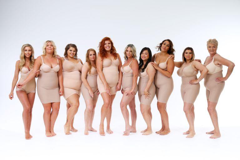 How to wear shapewear: Women wearing different forms of shapewear