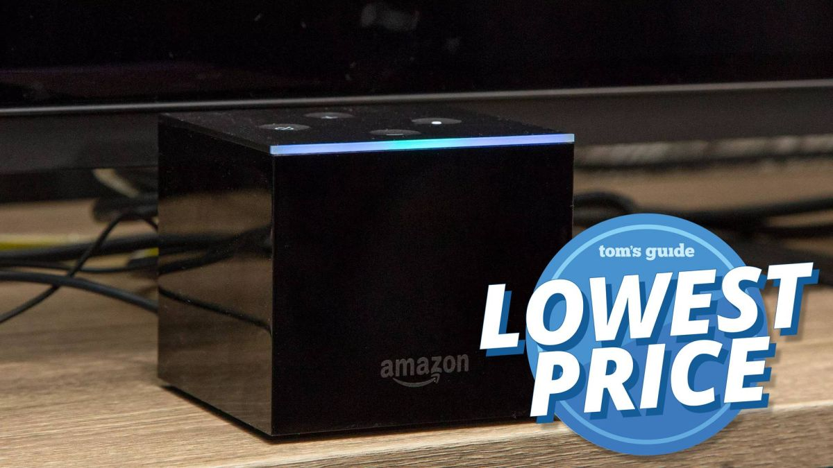 Hurry! Amazon Fire TV Cube just dropped to lowest price ever