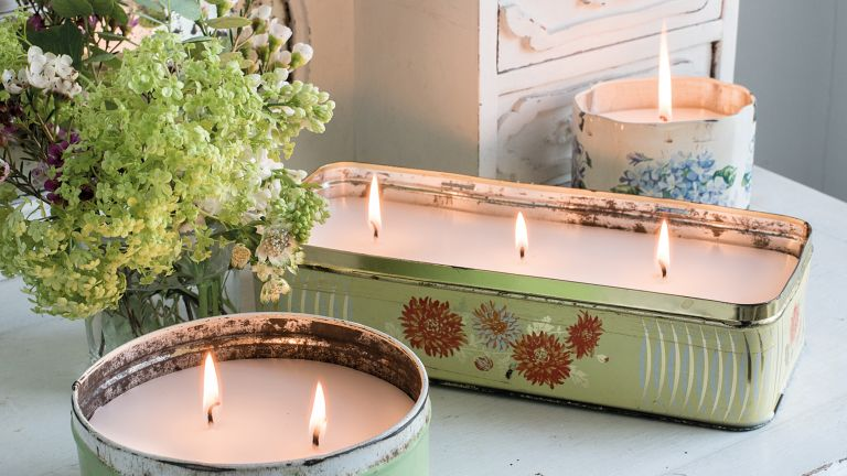 Homemade Candles How To Turn Your Tins Into Gorgeous