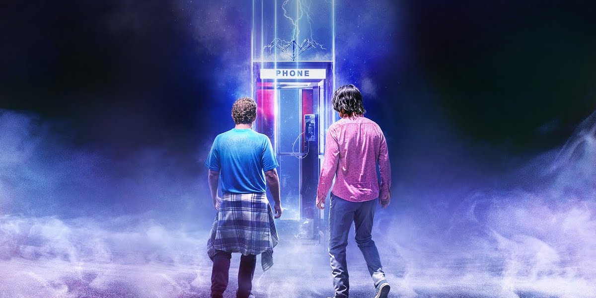 Keanu Reeves And Alex Winter Shared A 'Sweet' Moment When They Realized Bill And Ted Face The Music Was Going To Work