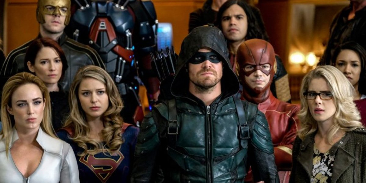 Many of the character from Arrowverse