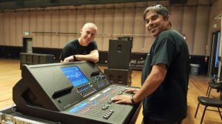 CenterStaging Procures M-5000 OHCRA Live Mixing Console