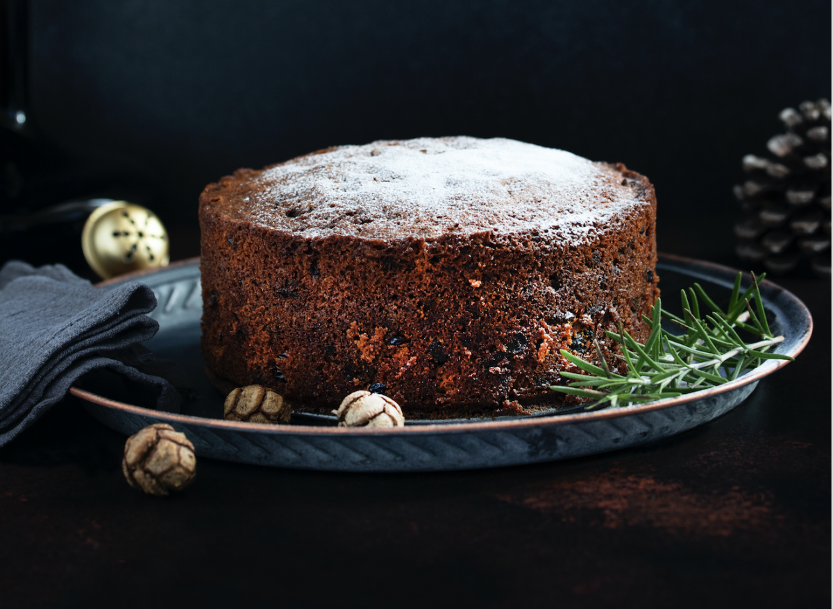 It's time to get ahead on your Christmas cake!