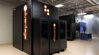 D-Wave Advantage quantum computer