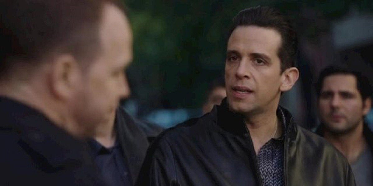 Nick Cordero as Victor Lugo on Blue Bloods