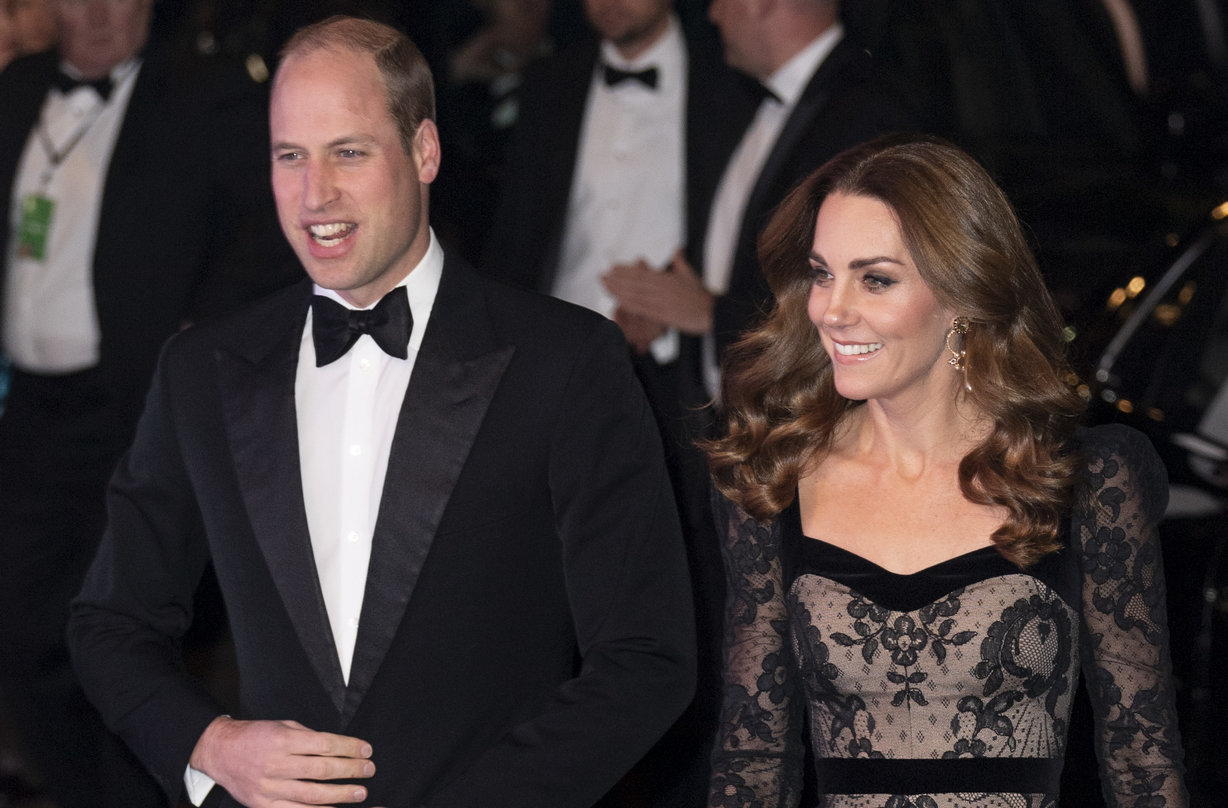 Prince William lets slip sweet detail about proposal to Duchess Catherine