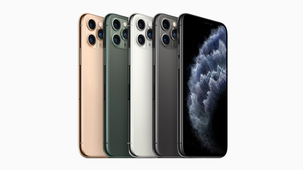 Ee Iphone 11 Pro Max Deal Delivers Free Phone With Unlimited Data Mins And Texts T3