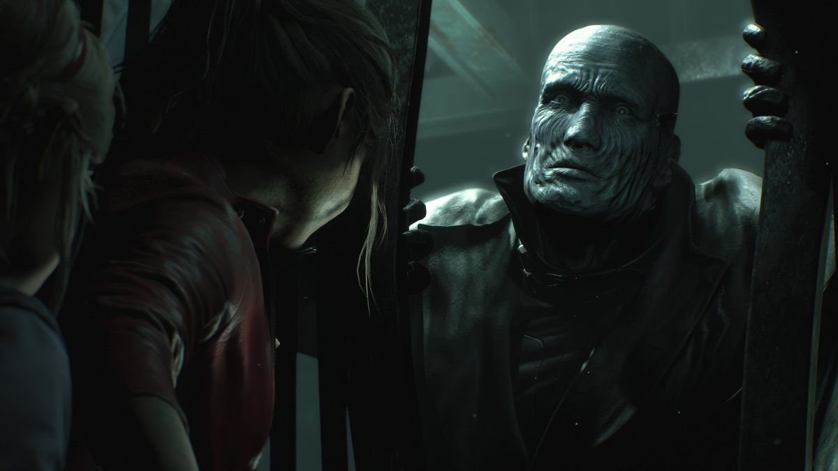 The Resident Evil 2 Remake offers the high-end '90s