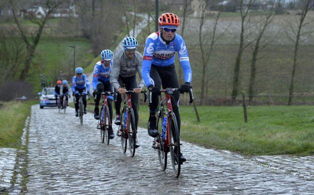 Omloop Het Nieuwsblad Training