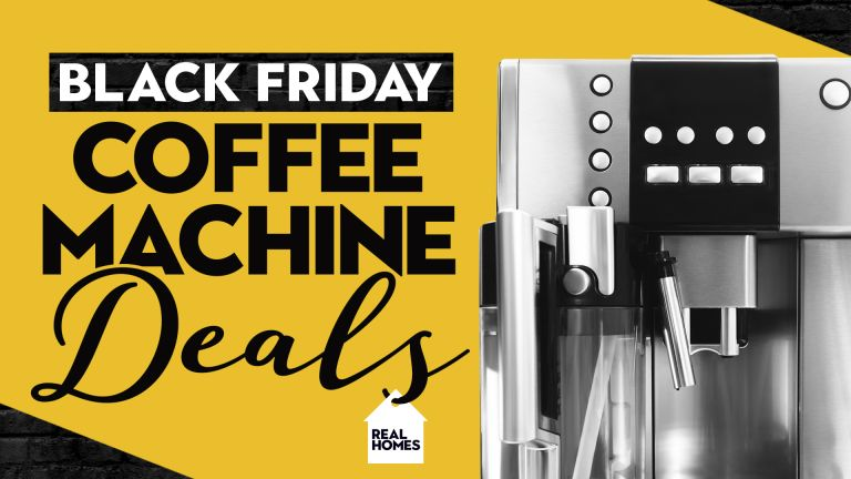 Cyber Monday coffee maker sales at Real Homes