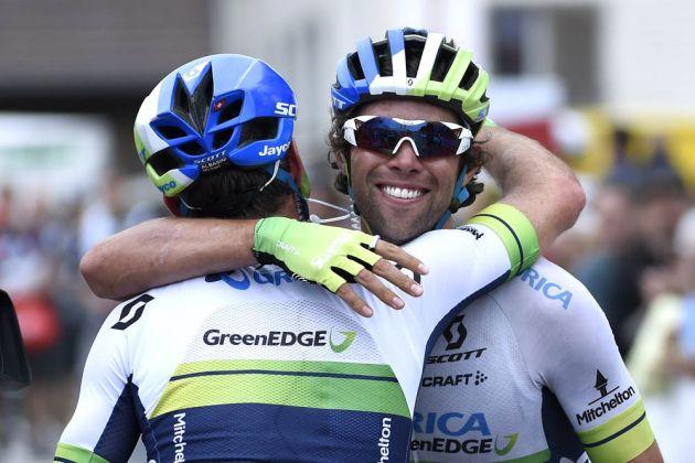 Michael Matthews wins stage four of the 2015 Tour de Suisse