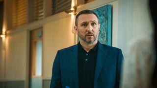Holby City: Alex Walkinshaw plays Fletch