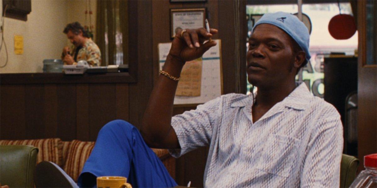 Ordell Robbie (Jackie Brown) sam Jackson