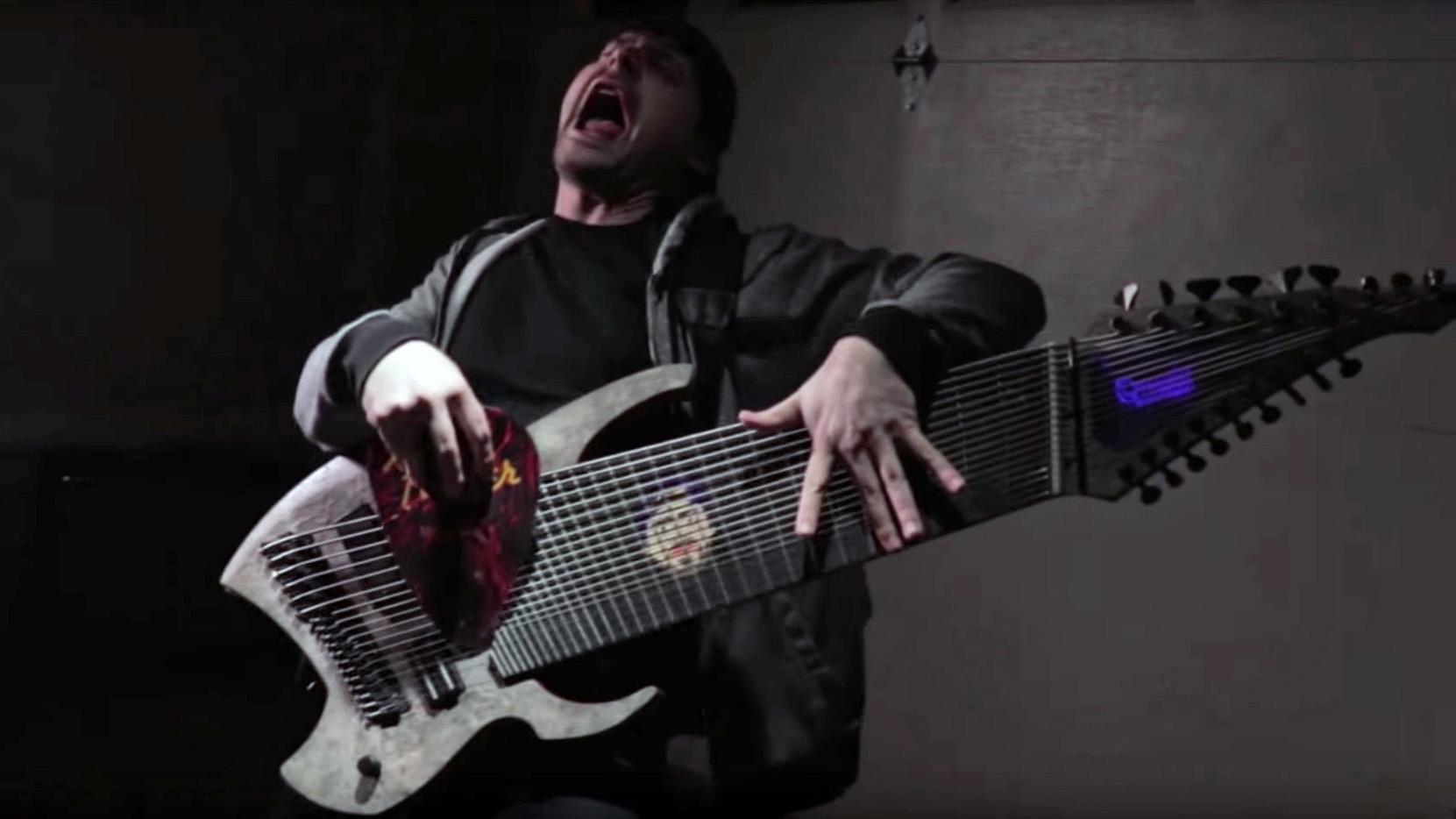 Image result for djent guitar