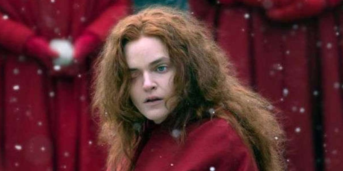 Madeline Brewer as Janine Lindo on The Handmaid's Tale