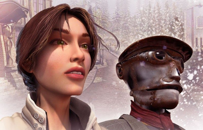 Syberia 1 and 2 are free to keep on GOG