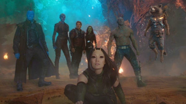 Mantis and the Guardians of the Galaxy