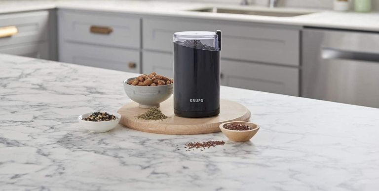 best coffee grinder - krups coffee grinder - Real Homes