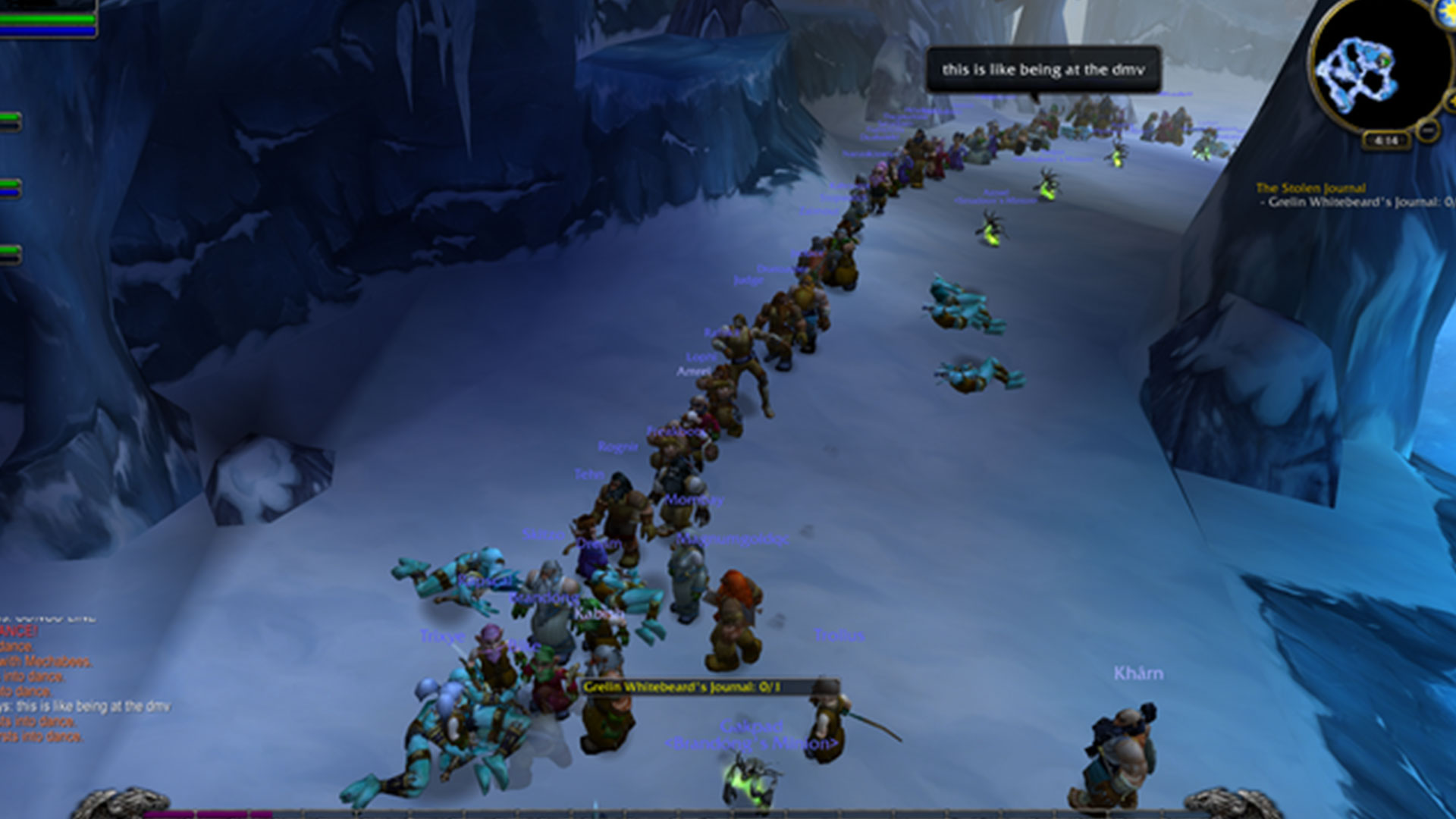 World Of Warcraft Classic Realms Are So Overcrowded Players Are