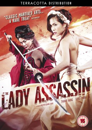 The Lady Assassin - DVD