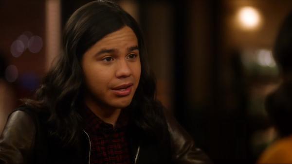 Cisco Carlos Valdes The Flash The CW