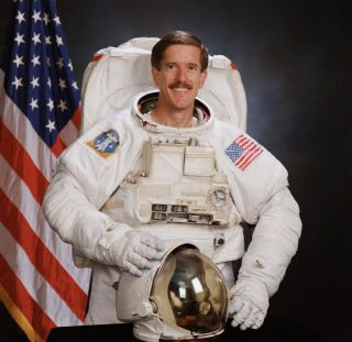 Astronaut Biography: James Reilly II