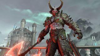 Doom Eternal Marauder Boss Demon Enemy Taras Nabad