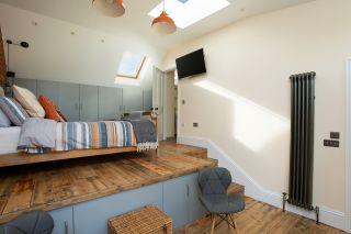 a split level loft conversion