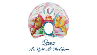 A Night At The Opera artwork