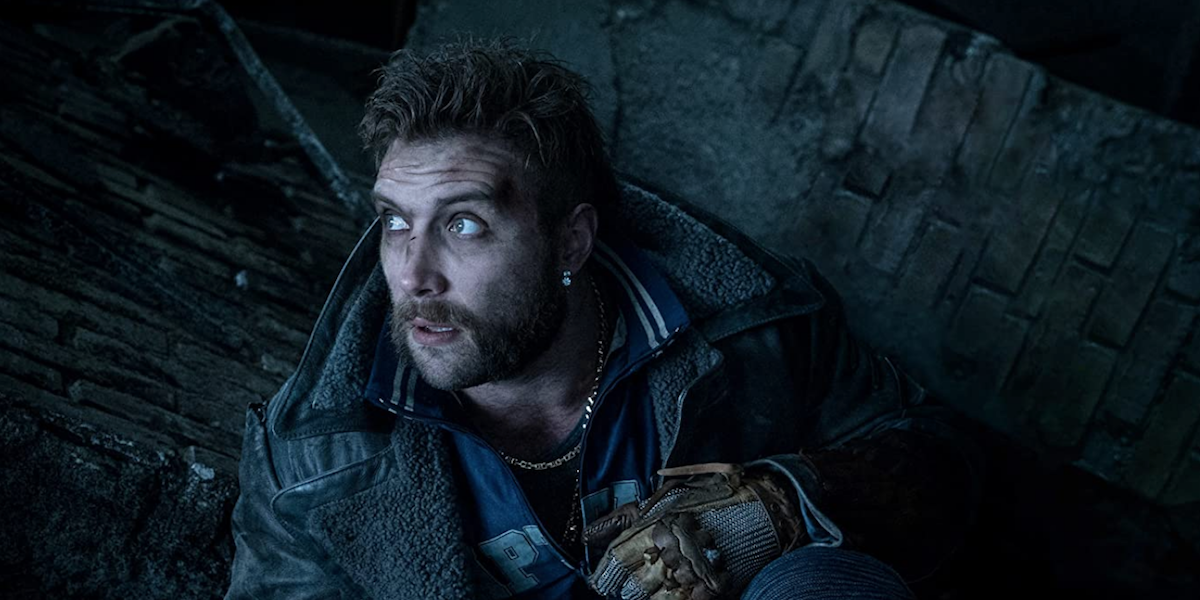 Jai Courtney in Suicide Squad