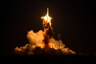 Orbital Sciences Antares failure