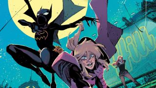 Plus we preview the Batgirls prelude story in Batman #115
