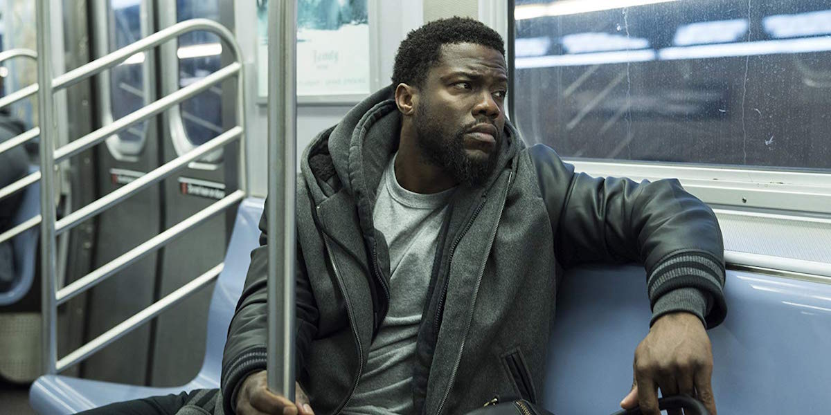 Watch Kevin Hart Get A Standing Ovation In First Appearance Since Car Accident - CinemaBlend