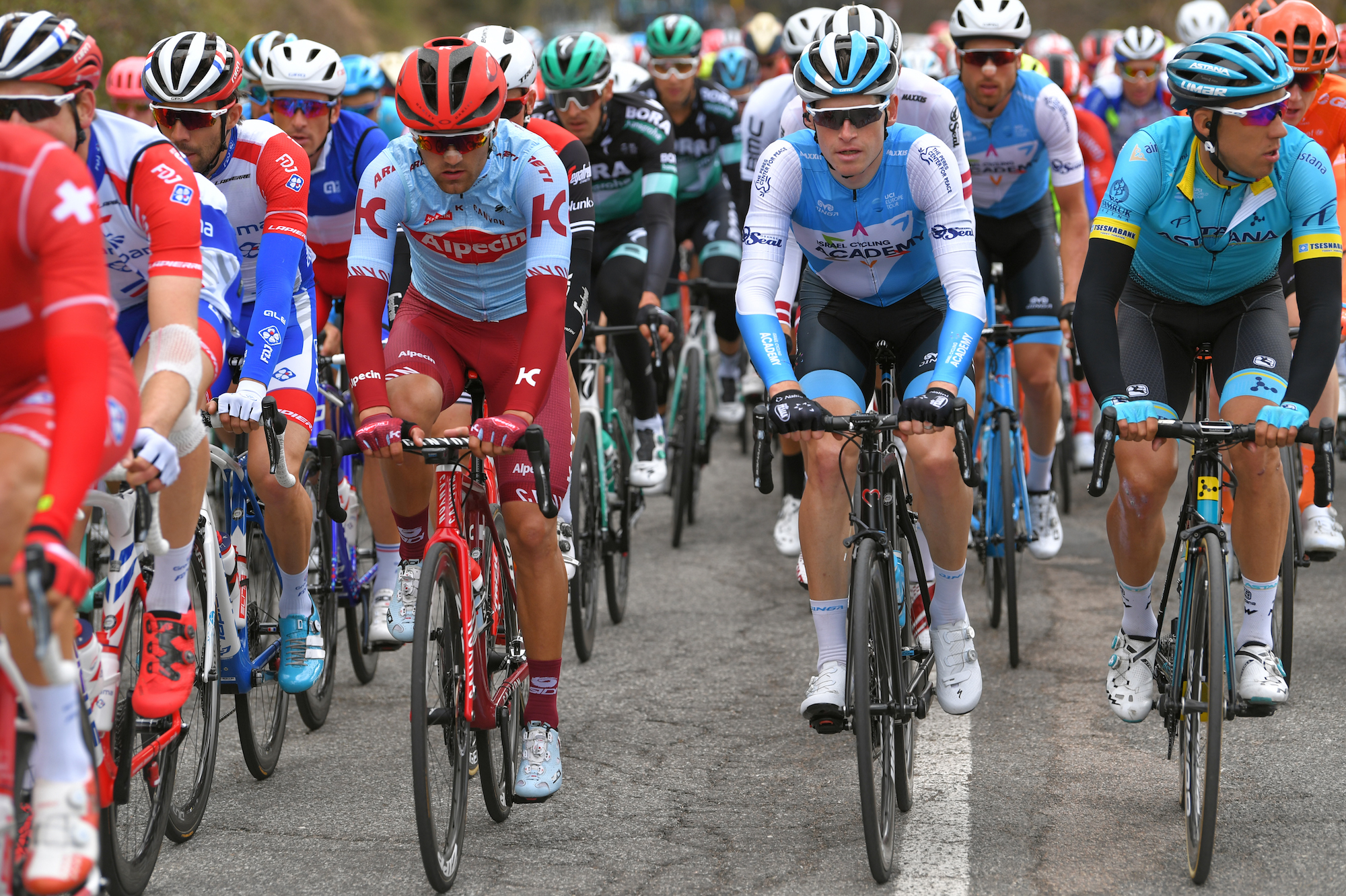 First riders make move from Katusha-Alpecin to Israel Cycling Academy