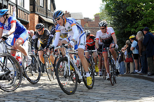 Dan Fleeman, Lincoln Grand Prix 2010