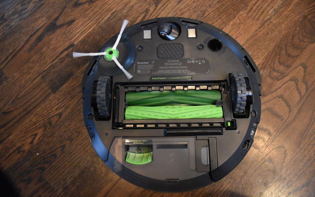 iRobot Roomba i7+ Review: A Convenient, Costly Robot Vacuum