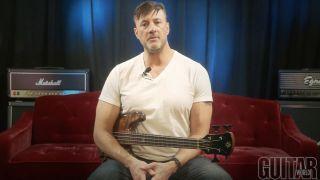 Matt Scharfglass demos the Spector Ethos