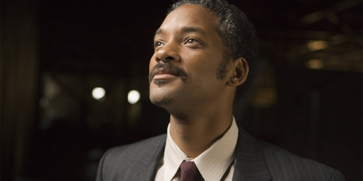 Will Smith in The Pursuit of Happyness