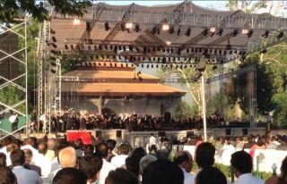 L-ACOUSTICS Powers Historic Concert in Kashmir