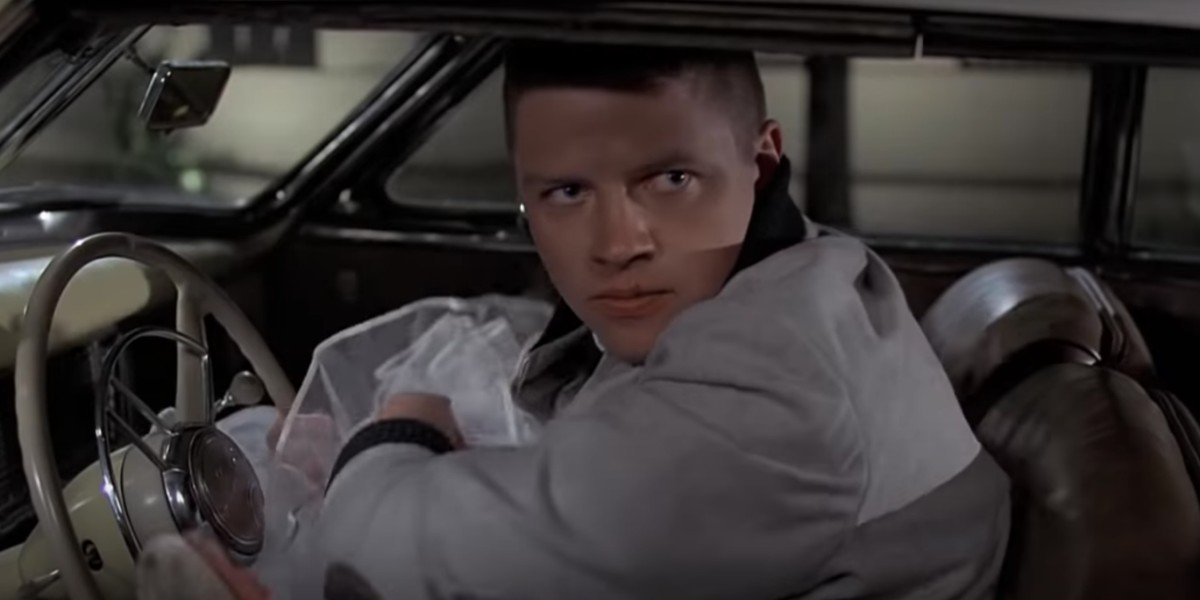 Thomas Wilson in Back To The Future